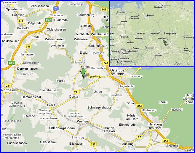 Slovak YDNA Research – Lichtenstein Germany Map
